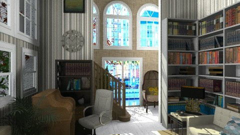 Books - Office - by Gidion