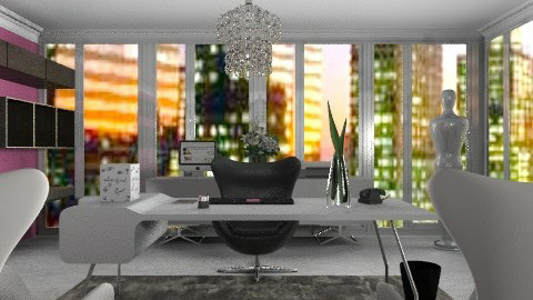 Executive Office - Modern - Office  - by Adrienne Danyel