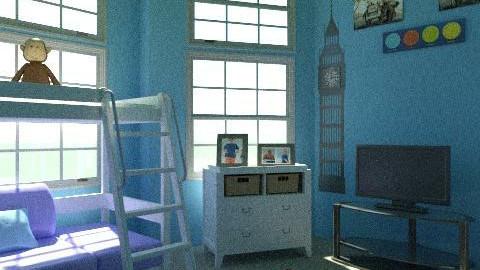 Adventure Kids Room - Global - Kids room - by iwoolnough