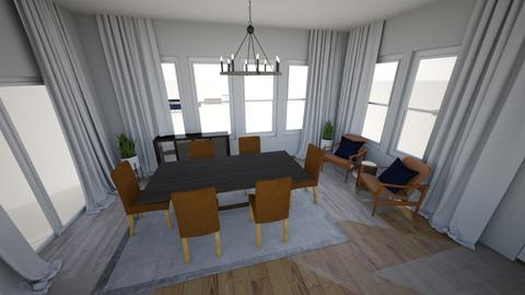 Idea 1 - Living room  - by whitwhit317