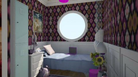 Nakagi Capsule 2 - Kids room  - by deleted_1563646726_mahayka