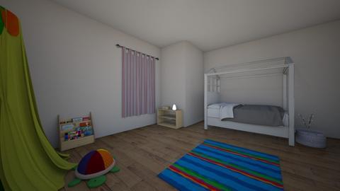 gt - Kids room - by gabriela_andonova