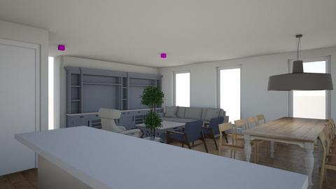 Olympiade Room37_3 - Modern - Living room  - by Obelix54