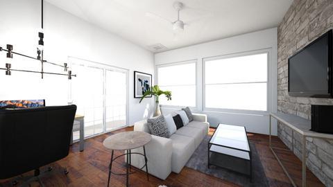 living room  - Modern - Living room  - by Reese_Gannon