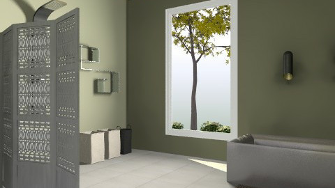 Angie - Modern - Bathroom  - by Kaarina