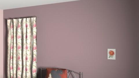 Breanna C. - Retro - Bedroom  - by cruz_breanna