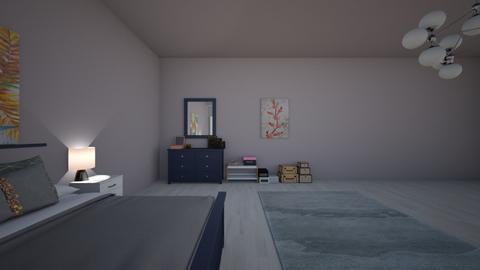 MY ROOM - Bedroom  - by rbullock0001
