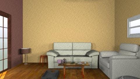 ruang tamu 2 blocking - Glamour - by mastura ghazali