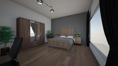 Slaapkamer - Bedroom  - by AmyvanVuuren