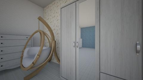 new home plan K n T - Bedroom  - by Khulaann