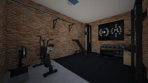 Garage Gym 1 - by rogue_d04c4d917b60d0fca87fa4ee2d379