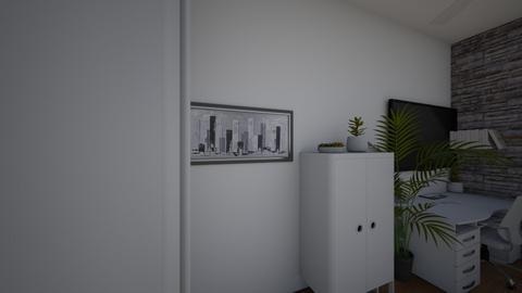 my room3 - Modern - Bedroom  - by superstart29