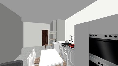 cucina - Kitchen  - by carlac80