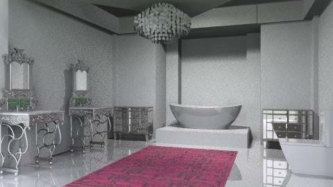 mrs.LV - Glamour - Bathroom - by thankgod