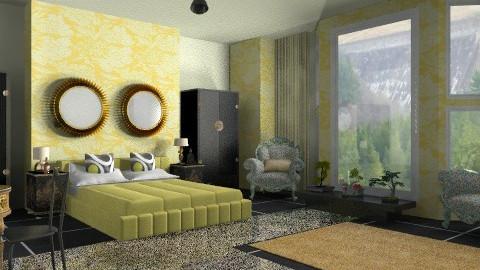 Sanctuary - Eclectic - Bedroom  - by mrschicken