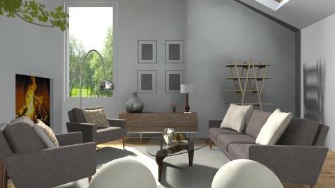 Vintage Modern - Vintage - Living room  - by JordanLane
