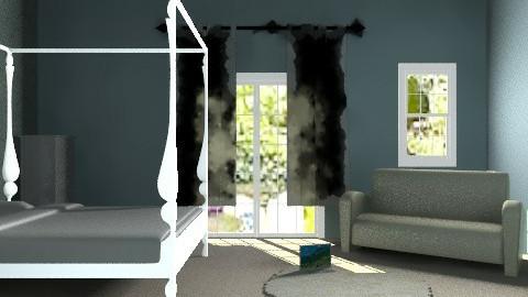 Room - Feminine - Bedroom - by FN27622