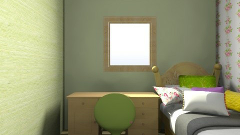 tommelise room4 - Vintage - Kids room - by karianna
