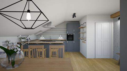 Ucman_Klopcic plan 3_2 - Kitchen  - by Petja1980