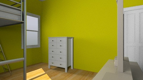 New Room - Glamour - Kids room  - by JoyfulinSLC
