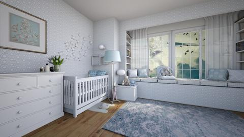 Hello Baby - Living room  - by doraszabo