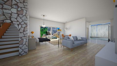 The beach house - Modern - by llamaperson
