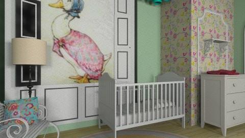 Baby - Bedroom  - by cutypie1