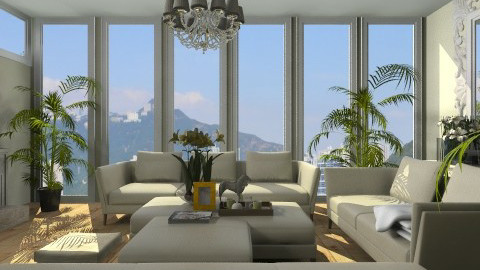 Livingroom002 - Classic - Living room  - by Ivana J