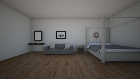 Teen Room  - Modern - Bedroom - by RosieDraws