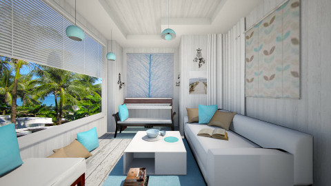 room2 - Living room  - by yulingchen