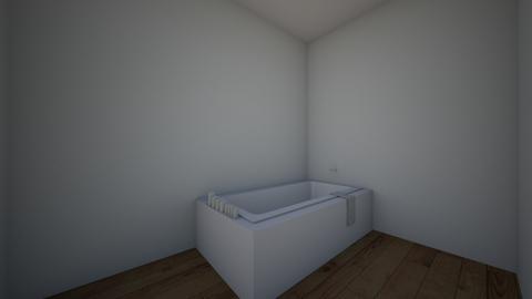 TW bathroom - Bathroom  - by olnes
