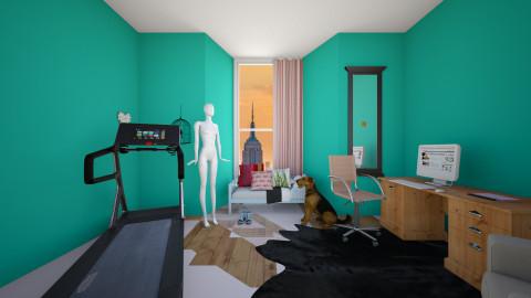 jh - Bedroom - by elen demiryan
