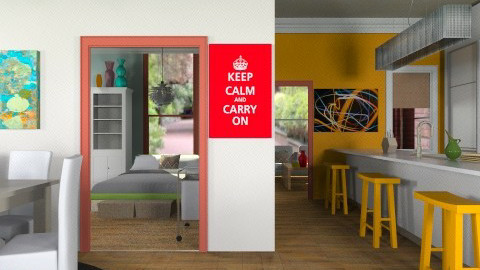 All In One Apartment - Modern - by deleted_1513655778_Valencey14