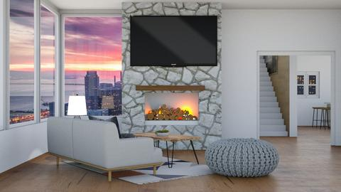 Contest 1_LilLil - Living room  - by LilLil