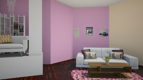 filipino living room - Living room - by maggieh20