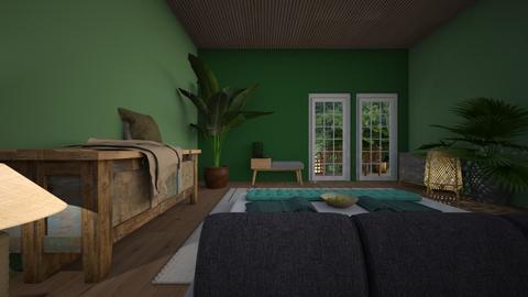 JANE hotel - Bedroom  - by Niva T