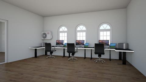 businesses - Modern - Office  - by nicolas de langhe