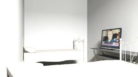 ISU Dorm Room - Minimal - by jenniferlaskey