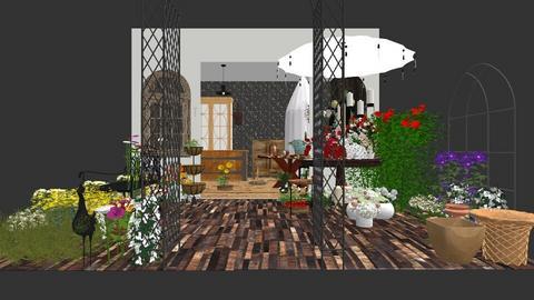florist - by doraxia