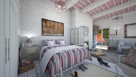 maxi room - Bedroom - by rasty