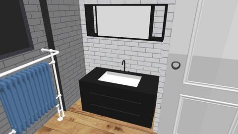 Bathroom Upgrade - Modern - Bathroom  - by johnjoallen