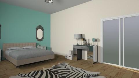 Big girl room - Glamour - Bedroom - by user_8518703