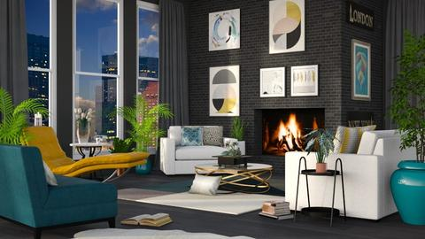 Metropolitan - Living room - by millerfam