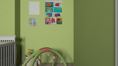 Nursery  - Eclectic - Kids room - by loveerawr