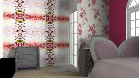 farah - Vintage - Bedroom  - by reyfa farah nurwahidah