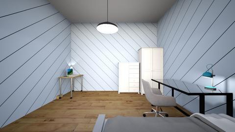 Kamar Eka - Minimal - Bedroom  - by ekamaulana11