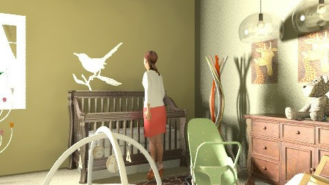 marys new arrival - Kids room - by FN27622