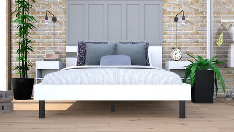 Bed room - Bedroom - by eliseatlife