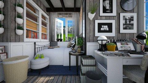 LangitCinta - Bedroom  - by atiyahanisah