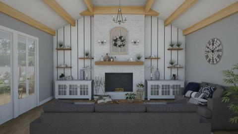 Farmhouse Living - by Samantha Krug